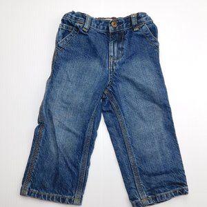 Boys 18 Months Oshkosh B'gosh Carpenter Jeans